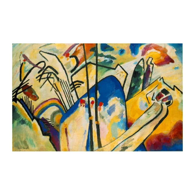 Kandinsky - Komposition IV