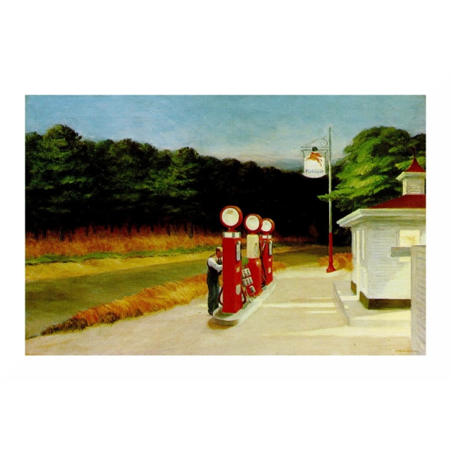 Hopper - Gas