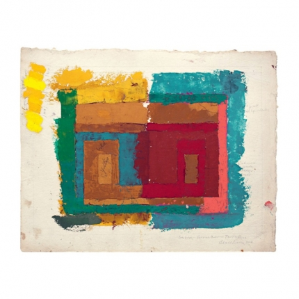 Albers - Study for a Variant